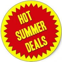 Summer Camp Weekly Deals!!