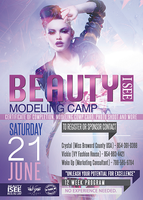 Beauty I See Modeling Camp and Fashion Show