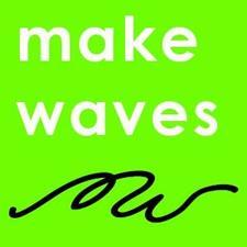 Make Waves  logo