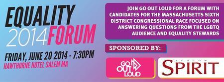 Equality 2014 Forum