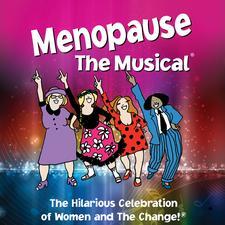 Menopause The Musical® logo