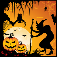 Halloween BASH Co-Hosted by King Bee and Gale and Fred...