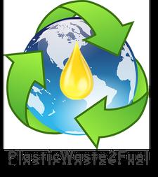 PlasticWaste2Fuel logo