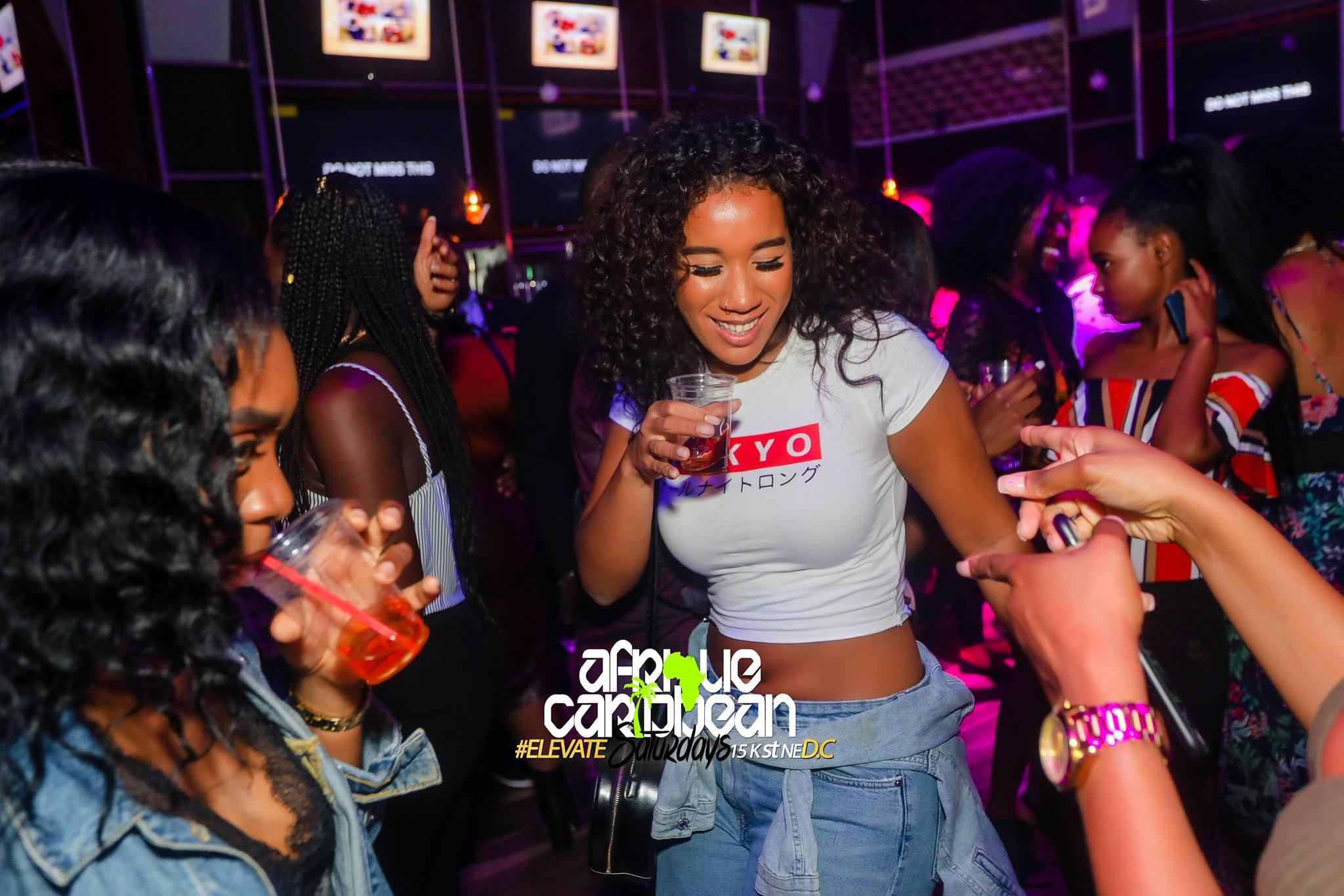 OPEN BAR @ Afro-Caribbean Saturdays!