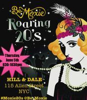 Be Moxie Roaring 20's - A La Great Gatsby - Networking...