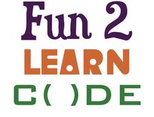 Fun 2 Learn Code logo