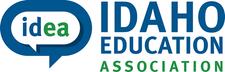 Idaho Education Association Region 4 logo