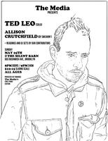 "Ted Leo + Allison Crutchfield [a fundraiser for ""The..."