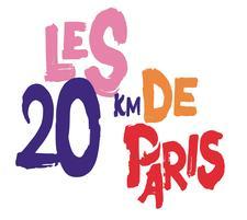 20KM DE PARIS logo