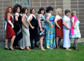 Sy's Sizzlin' Womanless Beauty Pageant