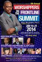 6th Annual Worshippers on the Frontline Summit
