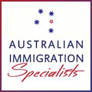 Australian Immigration Specialists logo
