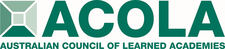 Australian Council of Learned Academies (ACOLA) logo