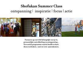 Shofukan Summer Class
