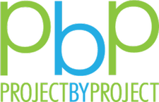 Project by Project - Los Angeles logo