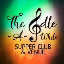 The Idle A While Supper Club and Venue logo