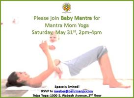 Mantra Mom Yoga