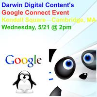 Darwin Digital Content's Google Connect Event
