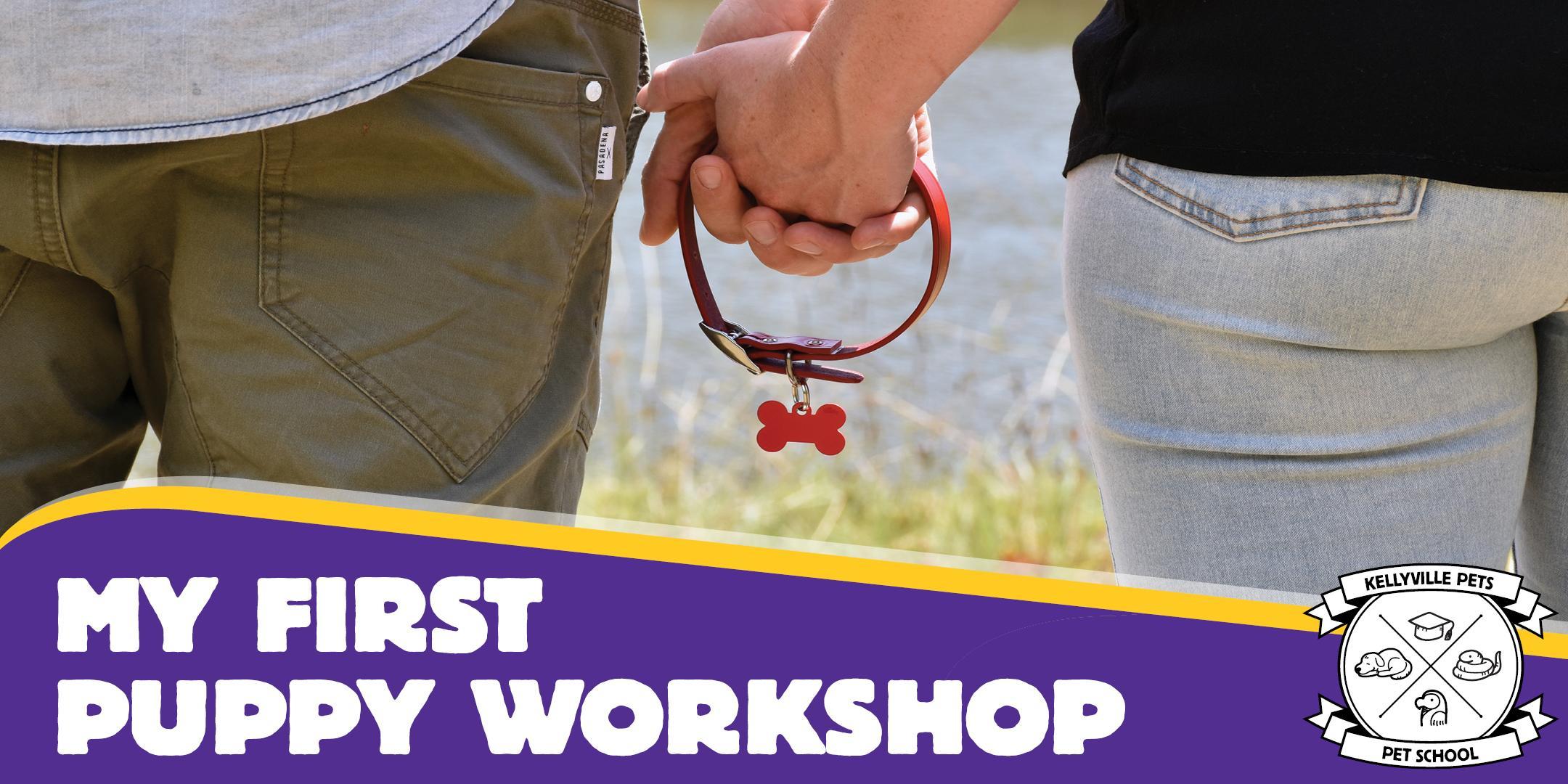 My First Puppy Workshops 2020