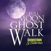 Full Moon Ghost Walk - October 8 at 8:00pm