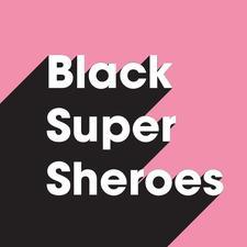 Black SuperSheroes logo
