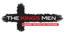 The King's Men & The Men's Academy logo
