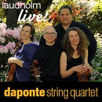 """Sounds of Autumn"" with the DaPonte String Quartet"