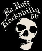 Bo Huff Rockabilly 66 Car Show