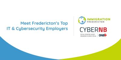 Meet Fredericton's Top IT & Cybersecurity Employers