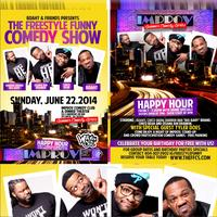 "Freestyle Funny Comedy Show ""Summer Comedy Series""..."