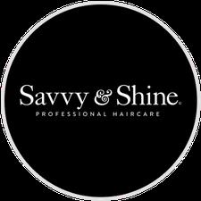 Savvy & Shine Professional Haircare  logo