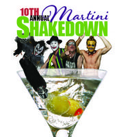10th Annual MartiniShakedown