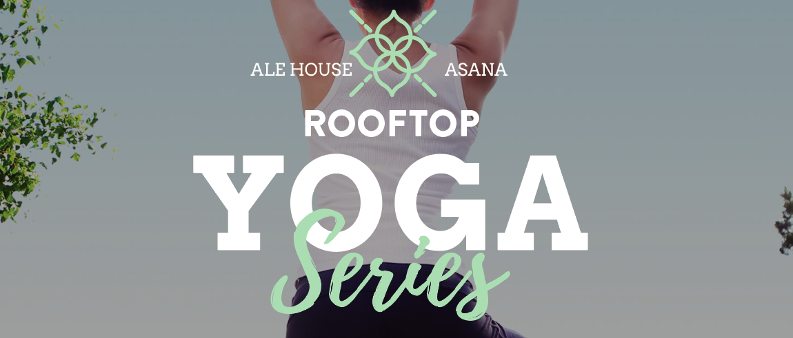 Yoga On The Rooftop 2019 (Proceeds to benefit...)