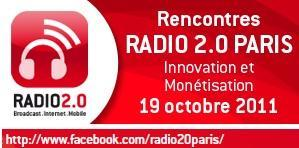I Rencontres RADIO 2.0 PARIS