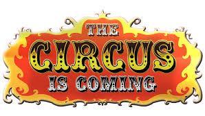 3 Ring Toddler Circus and Luau Mashup