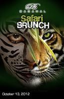 Bacanal Safari Brunch 2012