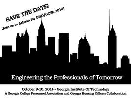 GHO/GCPA Annual Conference