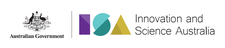 Office of Innovation and Science Australia  logo