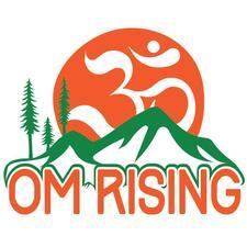 Om Rising Gathering logo