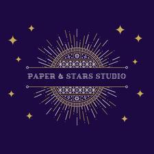 Paper & Stars Studio  logo
