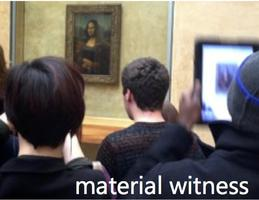 Material Witness: The Work of Art in an Age of Digital...