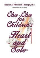 "5th Annual Cha-Cha for Children: ""Heart and Sole"""