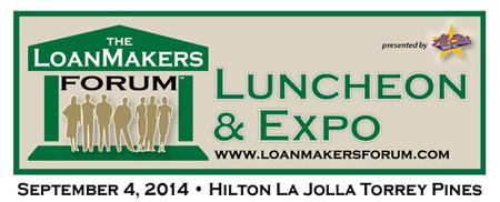 The LoanMakers Forum Luncheon & Expo