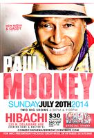 COMEDY ON THE WATERFRONT(THE LEGEND PAUL MOONEY)