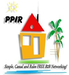 "PPIR Events - ""After Hours"" B2B Social Networking logo"