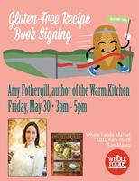 Tour SOLD OUT!  Chef Amy Fothergill Gluten Free Tour &...