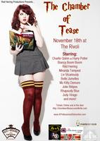 The Chamber of Tease: A Harry Potter Burlesque