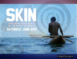 "Skin Presents: ""Heartbeats & Horizons "" Sunset Boat..."