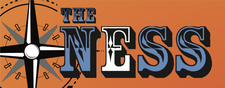 The Ness, the most easterly park in the UK logo
