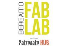 Fablab Bergamo in Patronato Hub logo